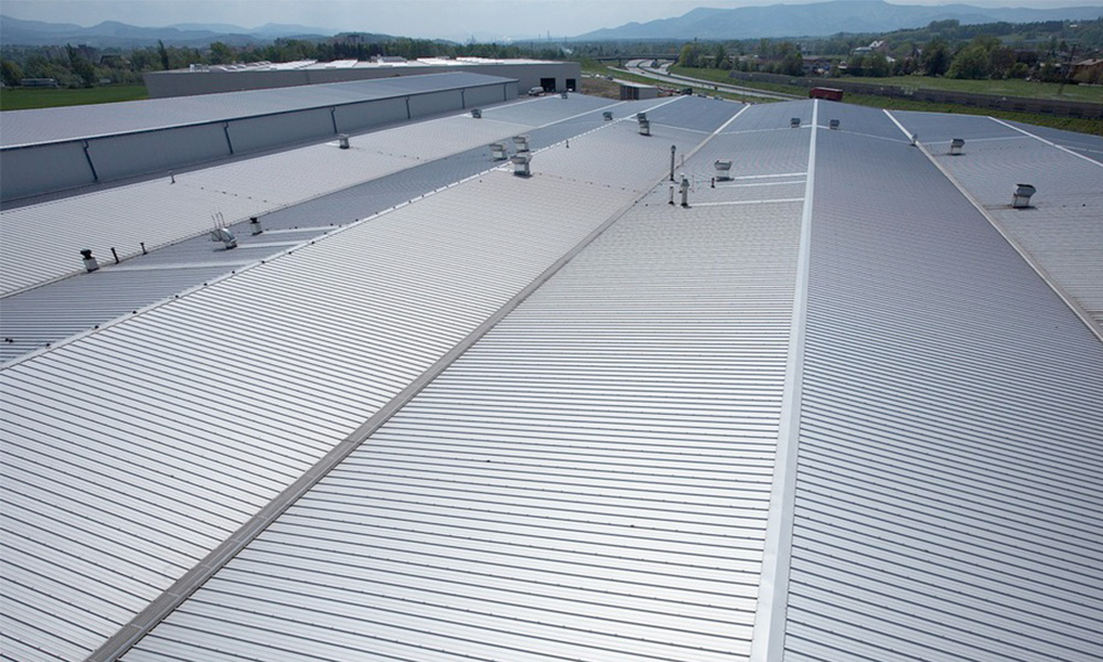 4 ribs concealed PU roof panels price