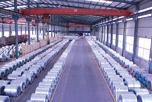 Steel coils trading suppier yumisteel