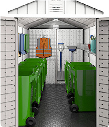 small sheds supplier