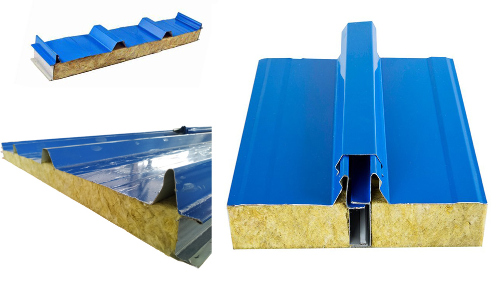 how to lock soundproof roof panel