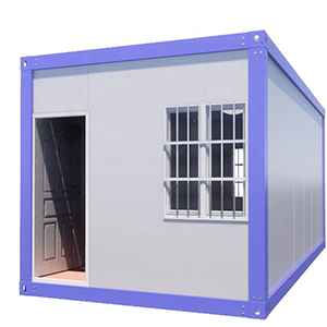 Standard container house supplier