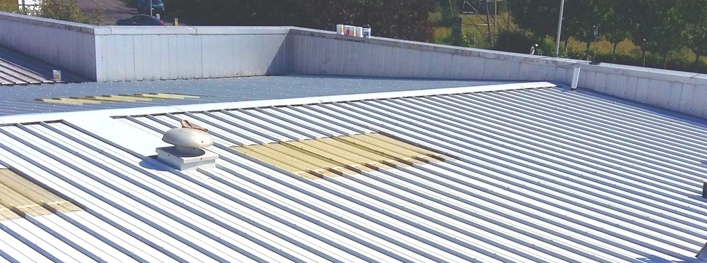 rockwool panel roof application