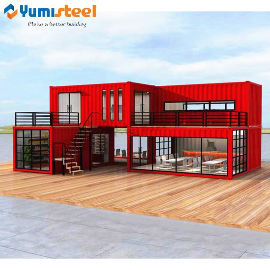assemble container homes